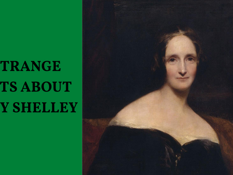 5 Weird Facts About Mary Shelley