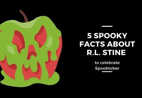 5 Spooky Facts About R.L. Stine