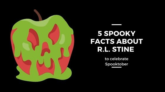 spooky facts about rl Stine