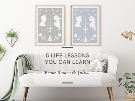 5 Life Lessons To Take Away From Romeo and Juliet