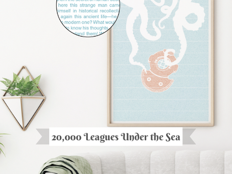 151 Years of 20,000 LEAGUES UNDER THE SEA