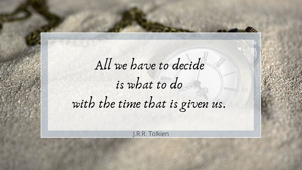 Tolkien inspirational quote