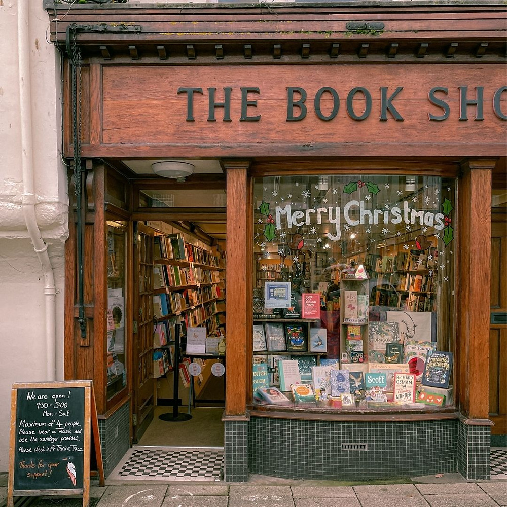 support indie bookstores
