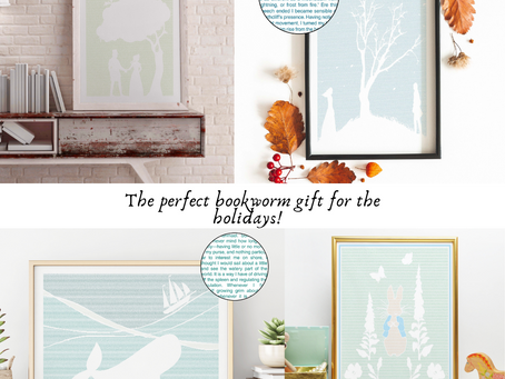 Your Proseposters Holiday Shopping Guide!