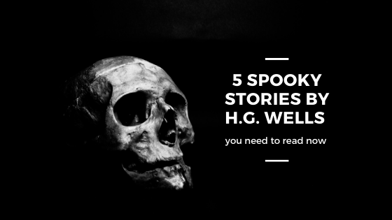 spooky stories by hg wells