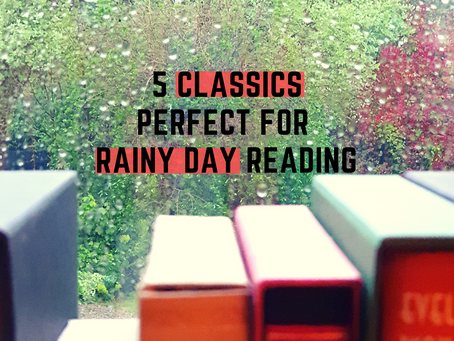 5 Classic Books Perfect for Rainy Day Reading