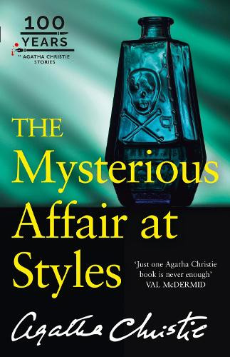 mysterious affair at styles book