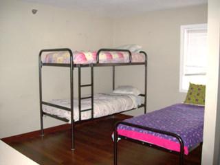 Shelter Bedroom