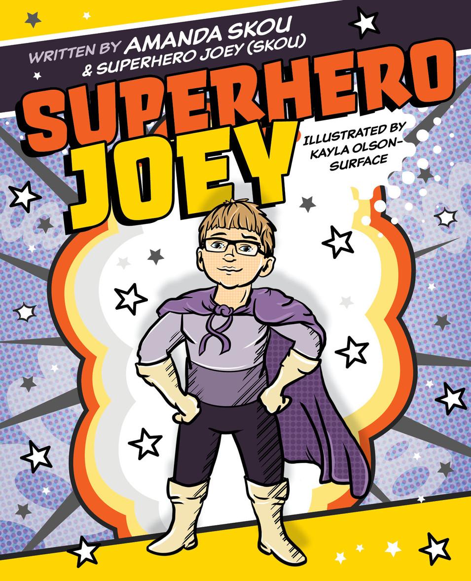 Superhero Joey
