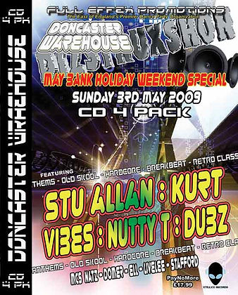 Dizstruxshon Bank Holiday Weekend Special 03/05/09