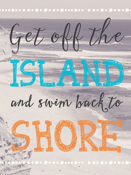 Island-Poster