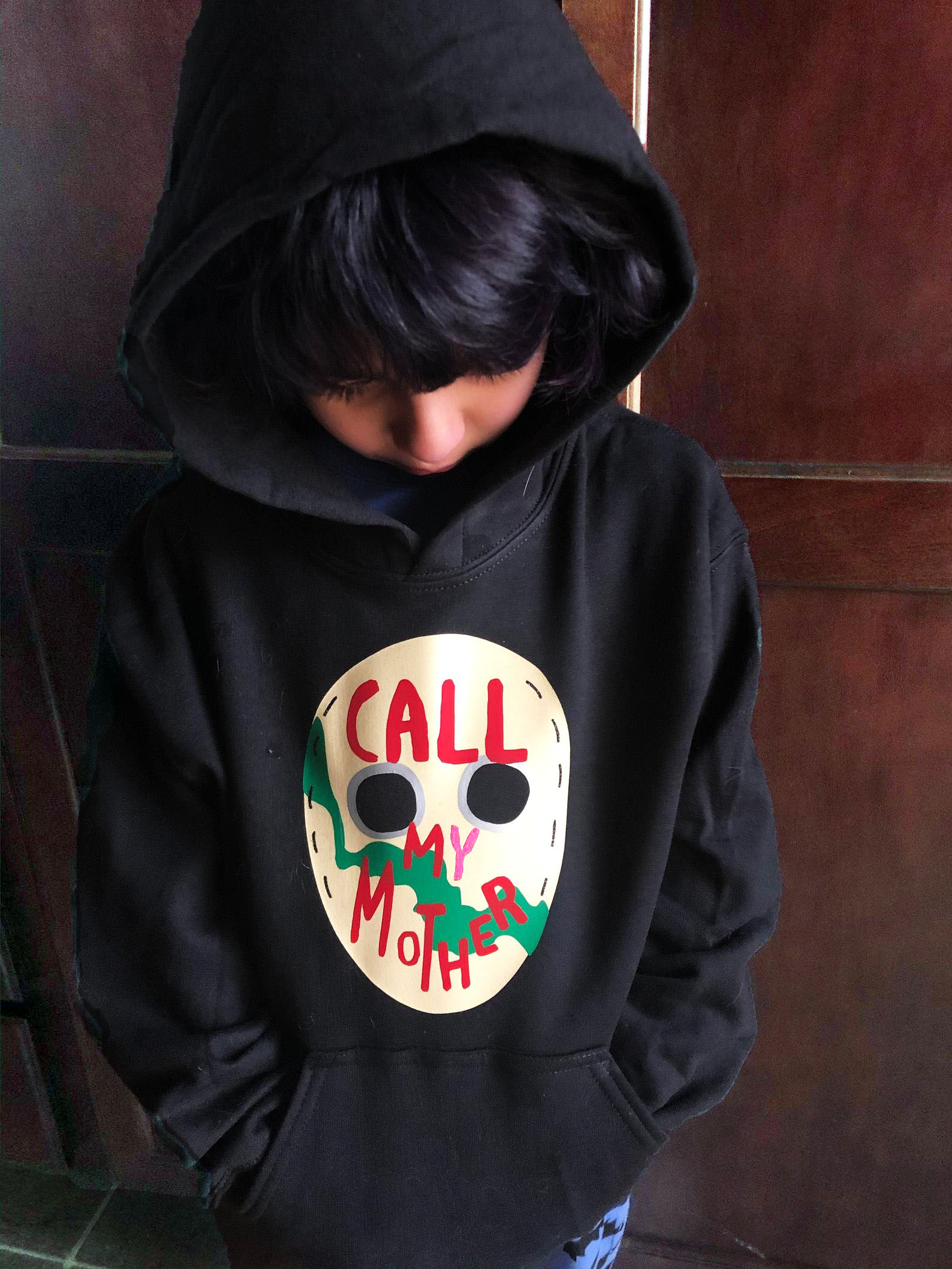 Call My Mother Hoodie