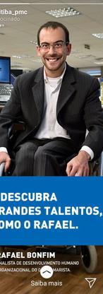 Campanha de Inclusão Prefeitura de Curitiba