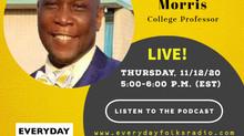 BJ Speaks: A Conversation with Dr. Robert Morris