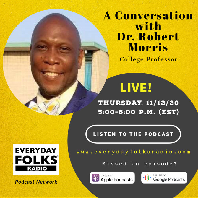 BJ Speaks: A Conversation with Dr. Robert Morris