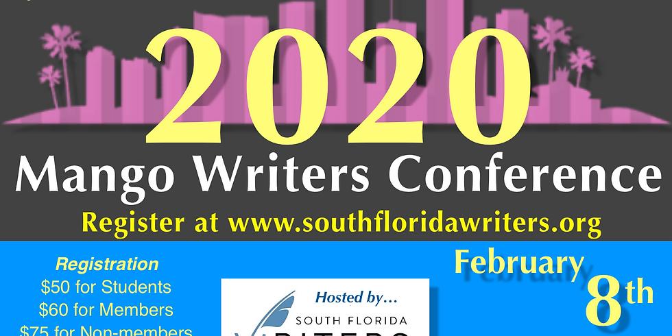 2020 Mango Writers Conference
