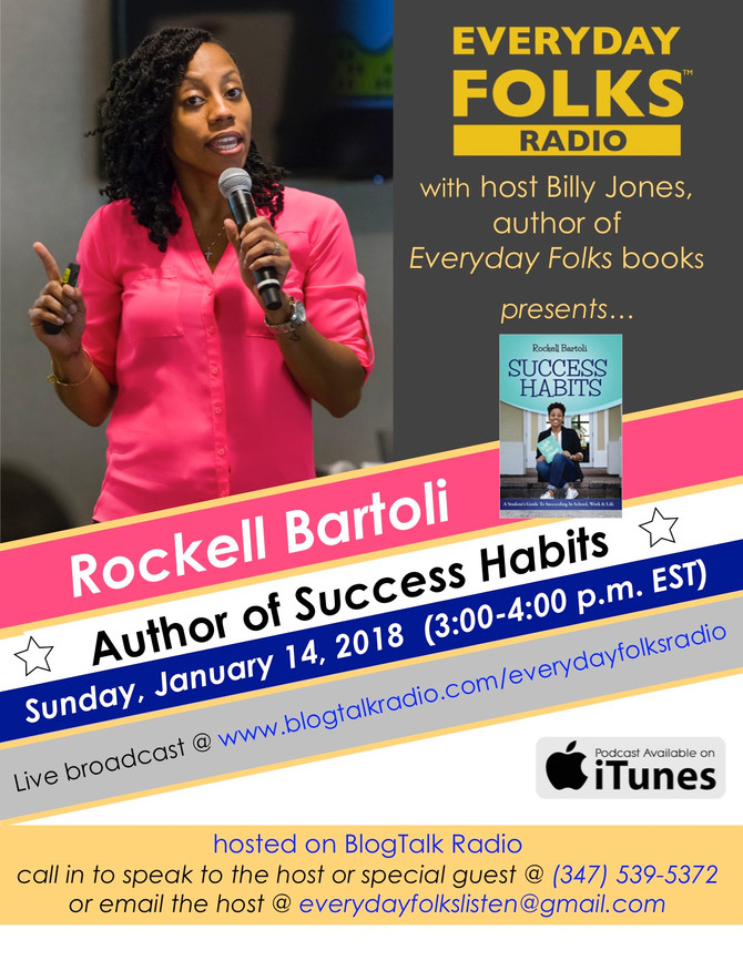 BJ Speaks: A Conversation with Author Rockell Bartoli