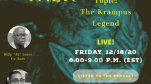 Fright Talk: The Krampus Legend