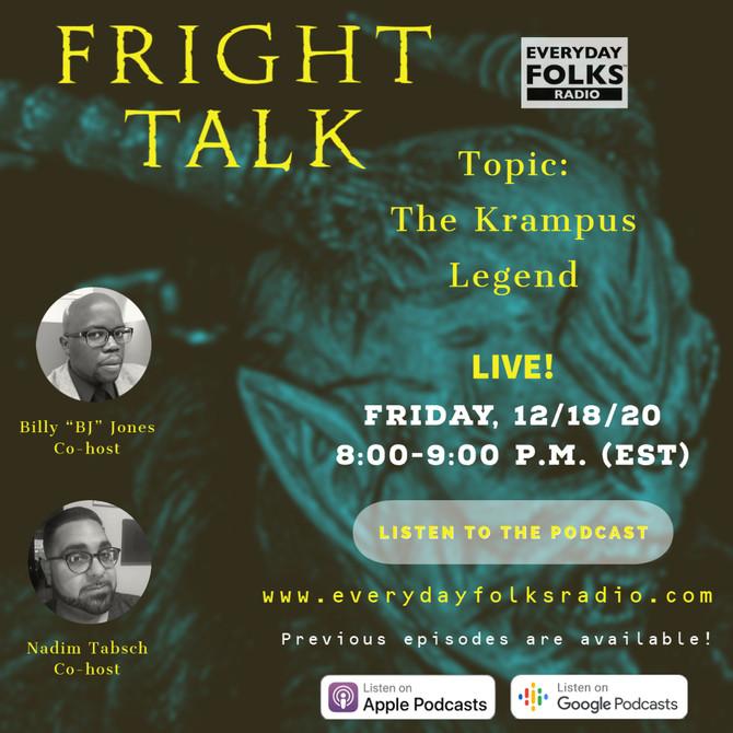 Fright Talk: The Krampus Legend