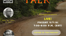 Fright Talk: Disappearances