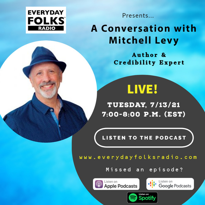 BJ Speaks: A Conversation with Mitchell Levy