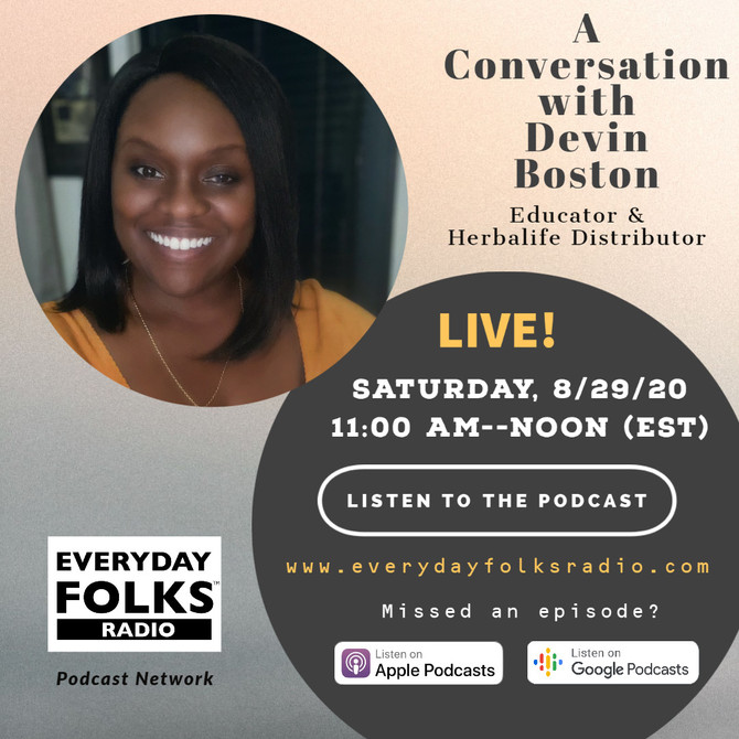 BJ Speaks: A Conversation with Devin Boston