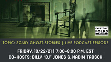 Fright Talk: Scary Ghost Stories