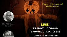 Fright Talk: The History of Halloween