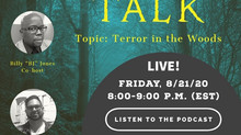 Fright Talk: Terror in the Woods