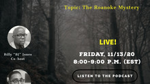 Fright Talk: The Roanoke Mystery