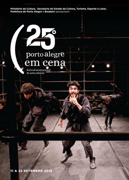 Catálogo Online | 25º Porto Alegre em Cena
