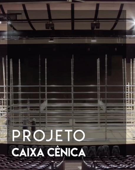 Caixa Cênica 2019