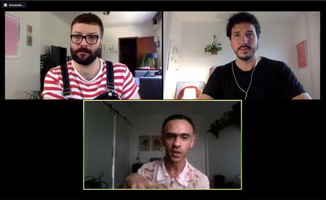 21/10 | Conversas em Cena:Carcaça
