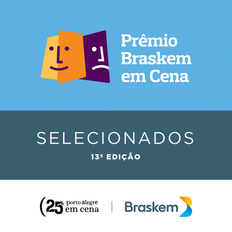 13º Prêmio Braskem em Cena: Espetáculos selecionados
