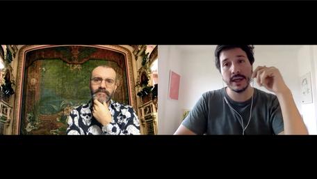 23/10 | Conversas em Cena:#paraiso_afogado