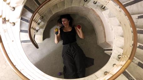 28/10 | projeto em quadros: Só até o corredor