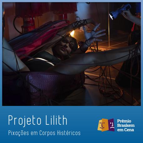 28/10 | Projeto Lilith – Pixações em corpos histéricos