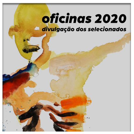 Selecionados Oficinas 2020