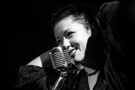 Blue Notes - Elisa Meneghetti convida Quinzê