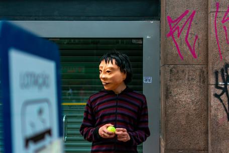 26/10 | Performance Anti-Aglomeração: Oásis Urbano