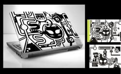 ilustraciones - laptop cover (1)