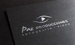 Logo para Productora Audiovisual