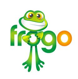 Mascota para Frogo.
