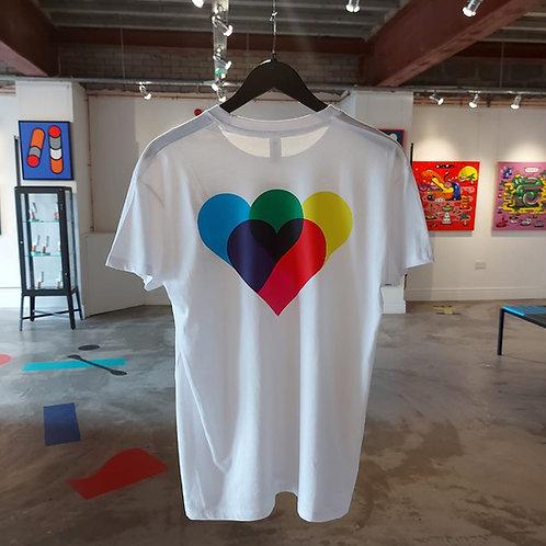 Aches X New Brighton Street Art Tshirt - Love