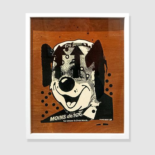 Ace London - Up - Framed