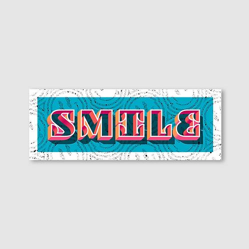 Luke Smile - Smile - Blue