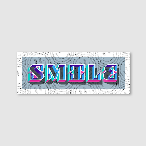 Luke Smile - Smile - Grey