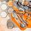 Thumbnail: Fanakapan - Chrome Winnie - Framed