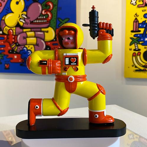 Neil Keating - Spaceman Hank - Sculpture