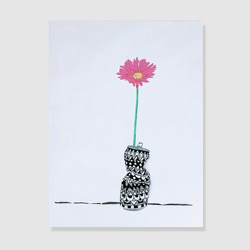 Masagon - Original Can & Fake Flower